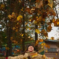 -Ура! Осень пришла! :: Валентина M