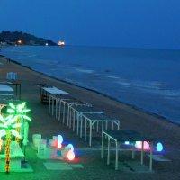 Вечірній пляж :: Maria Jankiv