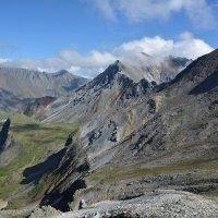 Вид с перевала Гранатовый :: Александр Шацких