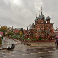 В Костроме переменная облачность :: Святец Вячеслав