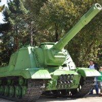 ИСУ-152К :: Антон Бояркеев