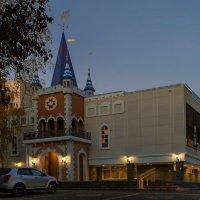 Театр кукол. Ижевск – город в котором я живу! :: Владимир Максимов