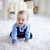 Фотосессия для малыша :: марина алексеева