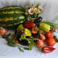 Осень - самая щедрая пора года. :: Anna Gornostayeva