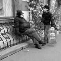 ... диалог о ... :: Александр Шурпаков
