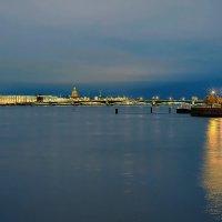 Невский простор утром :: Valerii Ivanov
