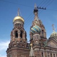 Храм Спаса на Крови в Санкт-Петербурге :: Svetlana Lyaxovich
