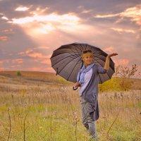 Кажется, дождь начинается....) :: Svetlana Kravchenko