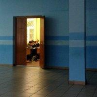 Тихо! Идет урок. :: Ирина Якунина