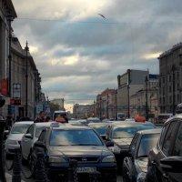 Лиговский проспект в Санкт-Петербурге :: Фотогруппа Весна.