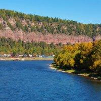Сибирская река :: Анатолий Иргл
