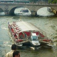 Париж. По Сене :: Надежда