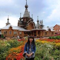 Храм Святого Мученика Иоанна Воина :: Наталья Петровна Власова