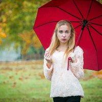 Маша и осень :: ferro