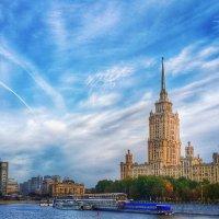 Московское небо :: Александр Nik'Leme