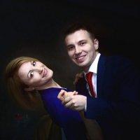 танец двоих :: Светлана Луговая