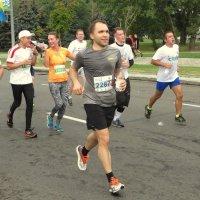 Любовь марафону не помеха! :: Ирина Олехнович