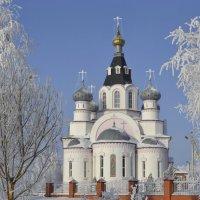 Под белым покрывалом. :: Александр Бормотов