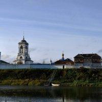 Мстёра. Свято-Богоявленский мужской монастырь. :: АЛЕКСАНДР СУВОРОВ