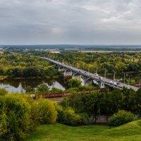 Панорама со смотровой площадки :: Альберт Беляев