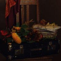 Мне осень букет подарила... :: Liliya