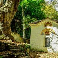 затерянный в горах параклис :: valeriy