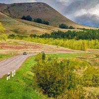 Холмы Башкортостана :: Любовь Потеряхина