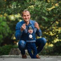 Победители моего сентябрьского конкурса на бесплатную фотосессию :: Алексей Латыш
