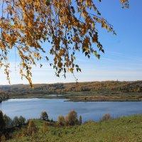 В начале октября :: Ольга