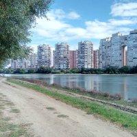 Новый город :: Алексей Меринов