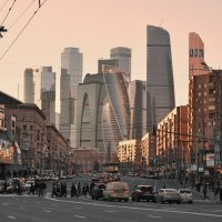 Москва сегодня :: Анастасия Смирнова