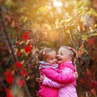 счастливая двойня :: Елена Колодяжная