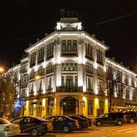 Старая гостиница :: Дмитрий Николаев