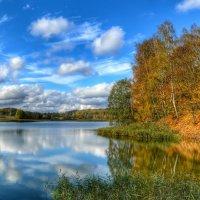 Осеннь на  Смоленщине (10) :: Милешкин Владимир Алексеевич