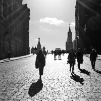 Знаковые силуэты :: Сергей Рычков