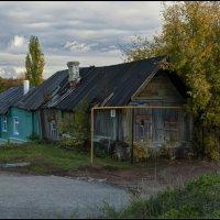 Есть улицы центральные... :: Алексей Патлах