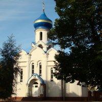 Никольская церковь :: марина ковшова