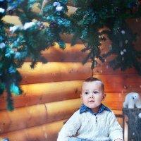Детская фотосессия в студии Самары :: марина алексеева