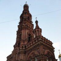 Колокольня Богоявленского собора :: Елена Смолова