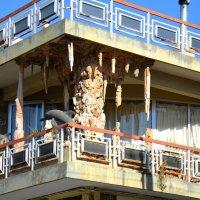 Балкон в морском стиле. :: Оля Богданович