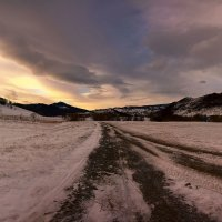 На горы зимние, взор Ваш, пусть неутомимым будет 15 :: Сергей Жуков