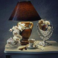 Чашка кофе на туалетном столике :: Ирина Приходько