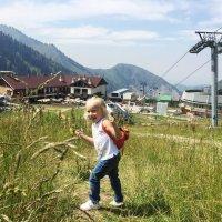 Прогулка в горах :: Наташа Федорова