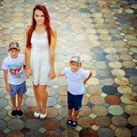 Семья :: Кристина Громова