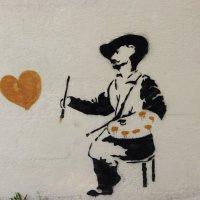 Рисунок на стене :: татьяна