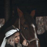 """Фото-пленер """"Осенний романс"""" :: андрей мазиков"""