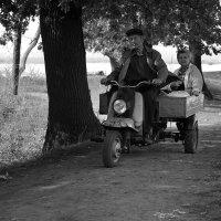 Самый народный авто-транспорт. :: Аnatoly Polyakov