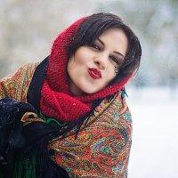 Барышня- КРЕСТЬЯНКА :: Татьяна Фирсова