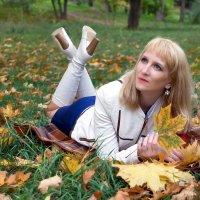 тёплая осень...) :: Райская птица Бородина