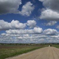 дорога в облака :: Юлия Фалей
